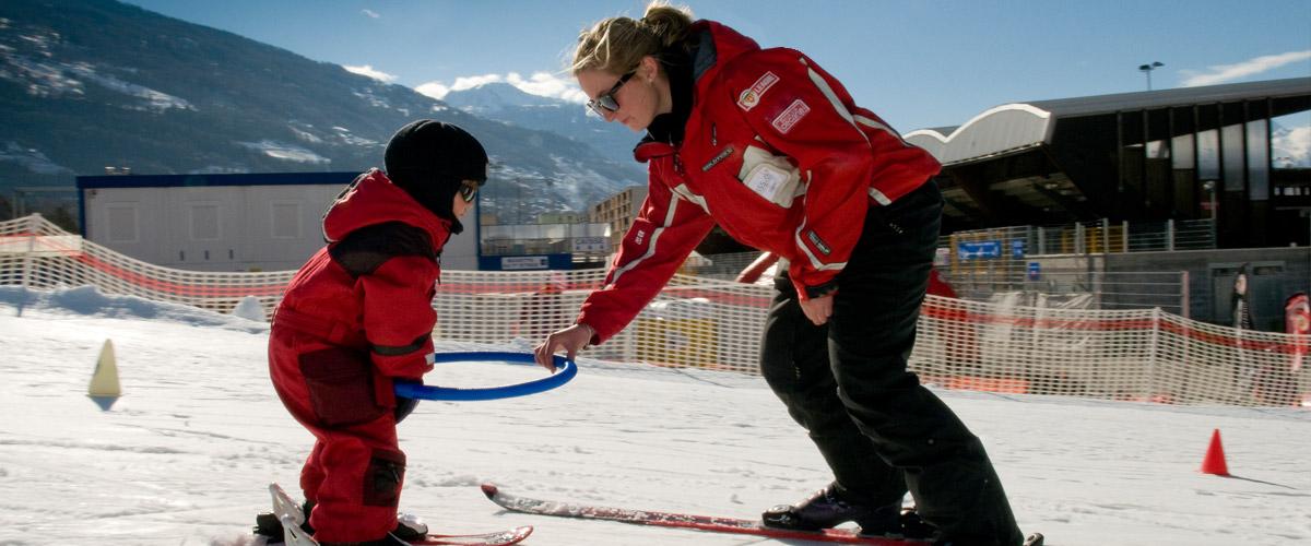 ecole suisse de ski - sion - valais